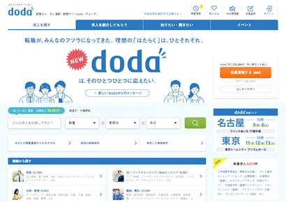 DODA(デューダ)画像